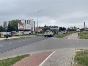 Reklamy typu billboard o powierzchni 12 m. kw. w Zalasewie